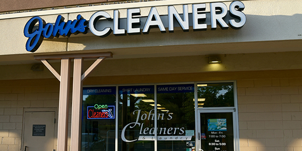 John Dry Cleaners Superior CO Store
