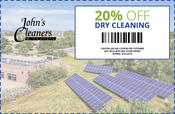 John's Cleaners Coupons